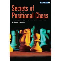 "Drazen Marovic ""Secrets of Positional Chess"" (K-752/pos)"