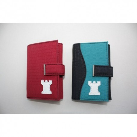 Wallet with an chess motive (A-45/II)