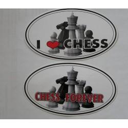 Chess Sticker  (A-37)