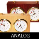Analog clocks