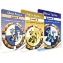 Total Chess Tactics (on CD) (P-495)