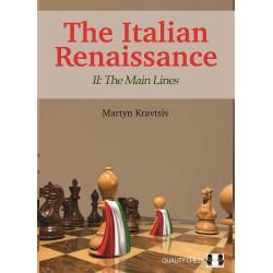 The Italian Renaissance - Vol. Ii: The Main Lines - Martyn Kravtsiv (K-5871)