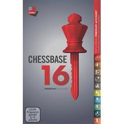 ChessBase 16 - Premium package Edition 2021 (P-0090)