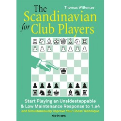 The Scandinavian for Club Players - Thomas Willemze (K-6009)