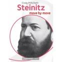 """Craig Pritchett """"Steinitz. Move by move"""" (K-5006)"""