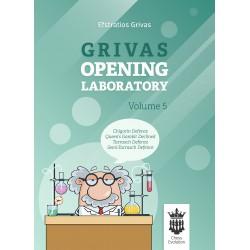Grivas Opening Laboratory - Vol. 4 - Efstratios Grivas (K-5772/4)