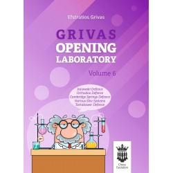 Grivas Opening Laboratory - Vol. 6 - Efstratios Grivas (K-5772/6)