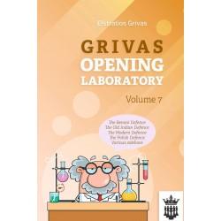 Grivas Opening Laboratory - Vol. 7 - Efstratios Grivas (K-5772/7)