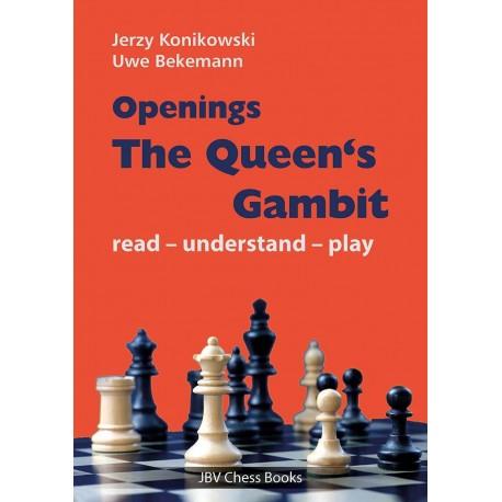 Openings - The Queen´s Gambit - Jerzy Konikowski, Uwe Bekemann (K-6017)