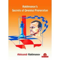 Rakhmanov's Secrets of Opening Preparation - Aleksander Rakhmanov (K-6026)