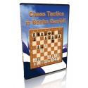 Chess Tactics in Benko Gambit (P-506/bg)