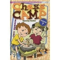 Chess Camp. Opening Tactics Vol. 7 (K-4000/7)