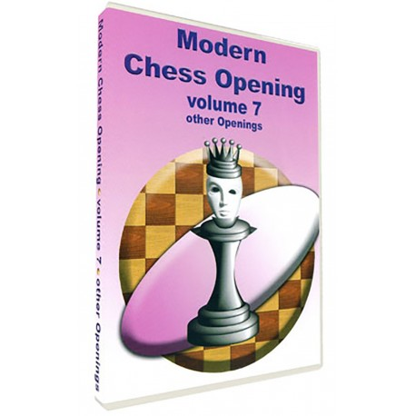 Modern Chess Opening vol. 7 Other openings (P-510/7)