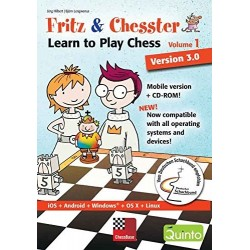 Fritz & Chesster - Learn to Play Chess Volume 1 (V3.0) (P-137/F&C)