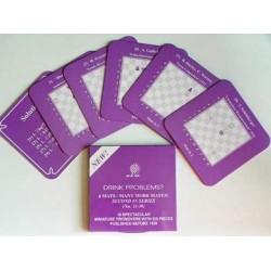 Chess mats (A-10)