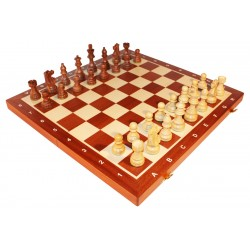 "Tournament Chess Set no. 5 ""French"" (S-0003)"