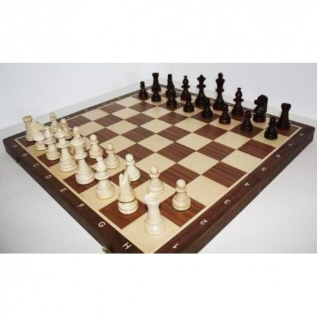 Chess Tournament no. 6 Walnut (S16 / orzech)