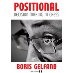 Positional Decision Making in Chess by Boris Gelfand (K-3501/pd)