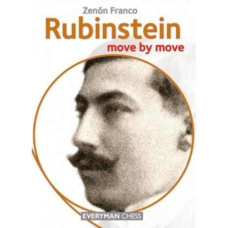 Zenon Franco Rubinstein. Move by move (K-5109/3)