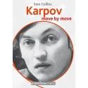 Sam Collins - Karpov. Move by move (K-5109/2)