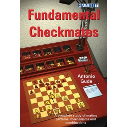 Antonio Gude - Fundamental Checkmates (K-5113)