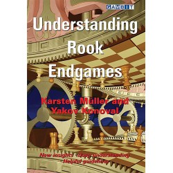 K. Müller, Y. Konoval - Understanding Rook Endgames (K-5054)