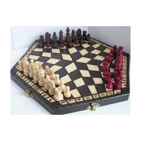 Chess for three players small