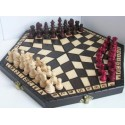 Chess for three players / Small (S-60)