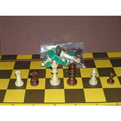 Chess Staunton No 4 ( S-1 )