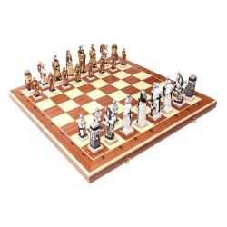 Grunwald - stone ground chess (S-160)