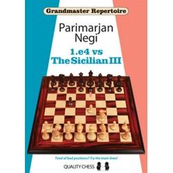 Grandmaster Repertoire - 1.e4 vs The Sicilian III by Parimarjan Negi (K-5029)