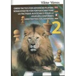 Viktor Vamos - Chess Tactics for Advanced Players vol.2