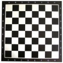 Chessboard wenge no. 6 (S-87)