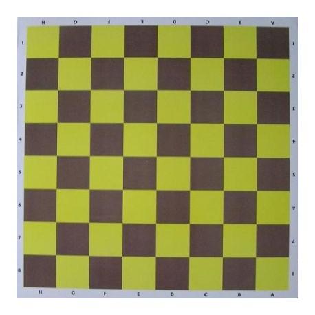 50x Chessboard with thin cardboard