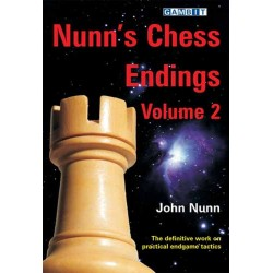 "John Nunn - ""Nunn`s Chess Endings - Vol. 2"" (K-3366/2)"