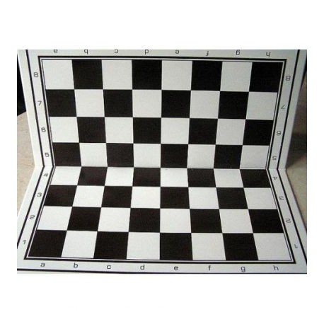 Plastic chess board nr 4