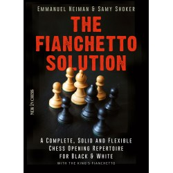 "Emmanuel Neiman, Samy Shoker - ""The Fianchetto Solution"" (K-5148)"