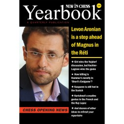 New in Chess Yearbook 120 (K-339/120)