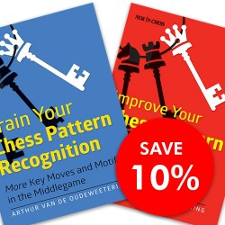 Arthur Van de Oudeweetering - Chess Pattern Recognition - Set (K-5133/set)