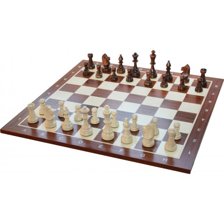 Wooden Chess pieces No. 5 Extra