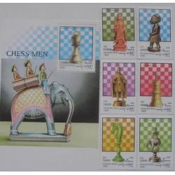 Chess stamp