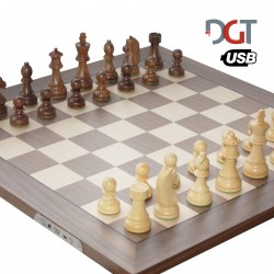 DGT e-Board USB Walnut (S-44/a)