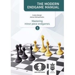 "C. Balogh, A. Mikhalchishin ""The Modern Endgame Manual. Mastering minor piece endgames"" (K-5178)"