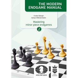 "C. Balogh, A. Mikhalchishin ""The Modern Endgame Manual. Mastering minor piece endgames"" (K-5178/2)"
