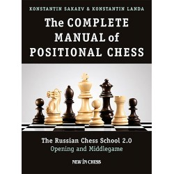 "K. Sakaev, K. Landa ""The Complete Manual of Positional Chess"" (K-5180)"