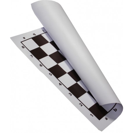 Tournament No. 5 Roll Up Chess Board (S-36/5)