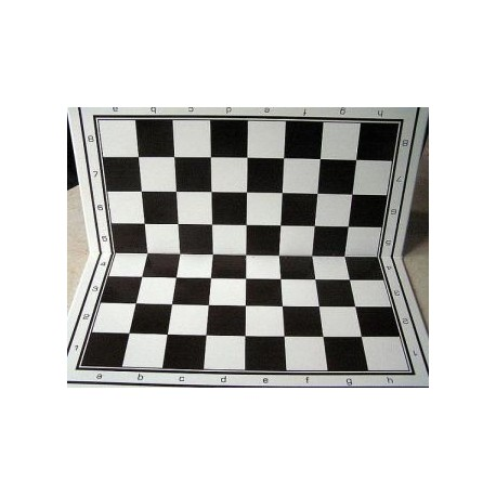 Plastic chess board nr 6