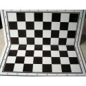 Plastic chess board nr 6 (s-38)