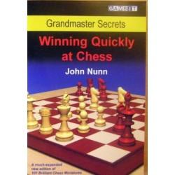 "\\\""Winning Quickly at Chess\\\"" John Nunn"
