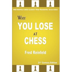 Fred Reinfeld - Why You Lose at Chess (K-5203/a)